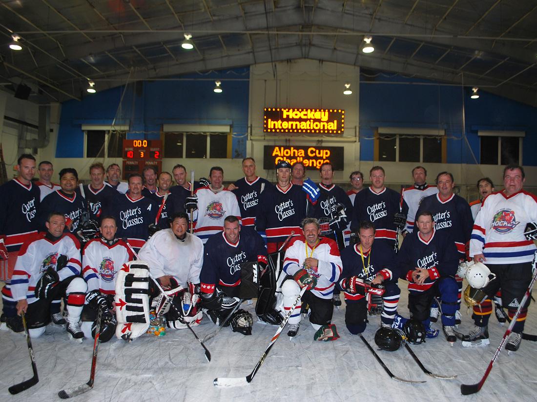 Hockey International Aloha Cup Honolulu Hawaii 2011